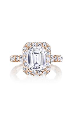 Tacori RoyalT Engagement ring HT2653EC95X75PK product image