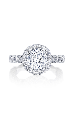Tacori RoyalT Engagement Ring HT2653RD8Y product image
