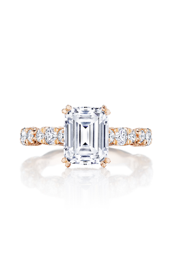 Tacori RoyalT Engagement ring HT2654EC9X7PK product image