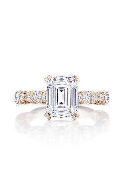 Tacori Petite Crescent Engagement ring HT2654EC9X7PK product image