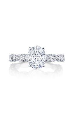 Tacori RoyalT Engagement ring HT2654OV9X7 product image