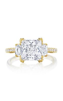 Tacori RoyalT Engagement ring HT2655PR8Y product image