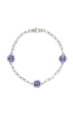 Tacori Crescent Crown Bracelet SB22101 product image
