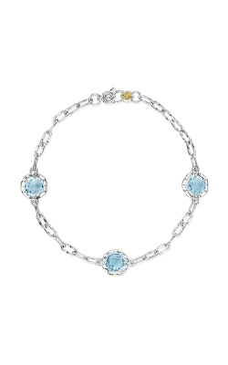 Tacori Crescent Crown Bracelet SB22102 product image
