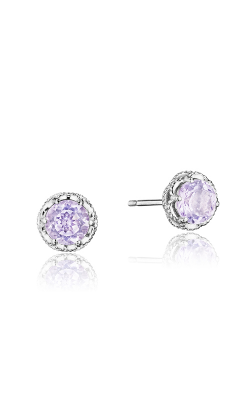 Tacori Crescent Crown Earrings SE24013 product image