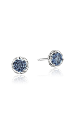 Tacori Crescent Crown Earrings SE24033 product image