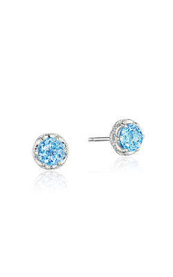 Tacori Crescent Crown Earrings SE24045 product image