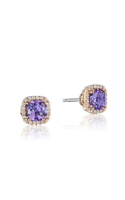 Tacori Crescent Crown Earring SE244P01 product image