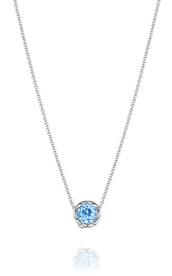 Tacori Crescent Crown Necklace SN20445 product image