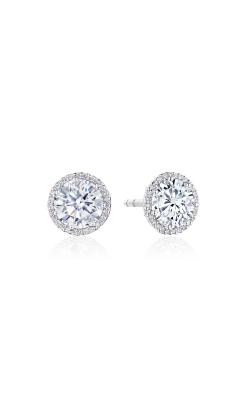Tacori Bloom Diamond Stud Earrings FE6705