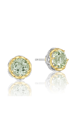 Tacori Crescent Crown Earring SE105Y12 product image