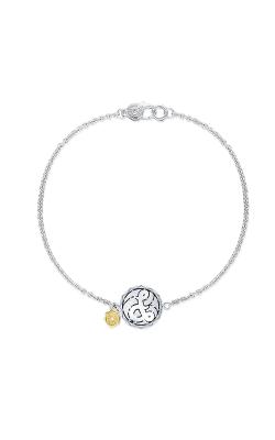 Tacori Monogram Chain Bracelet SB197DSB