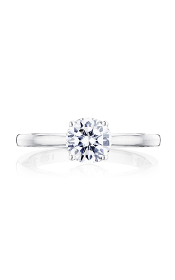 Tacori Coastal Crescent engagement ring P100RD65FW product image