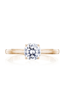 Tacori Coastal Crescent engagement ring P100RD65FPK product image