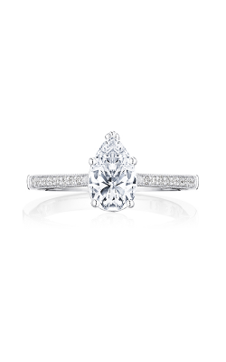 Tacori Coastal Crescent Engagement Ring P102PS85X55FW product image