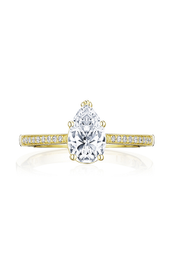Tacori Coastal Crescent Engagement Ring P102PS85X55FY product image