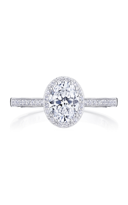 Tacori Coastal Crescent Engagement Ring P103OV75X55FW product image