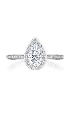 Tacori Coastal Crescent Engagement ring P103PS85X55FW product image