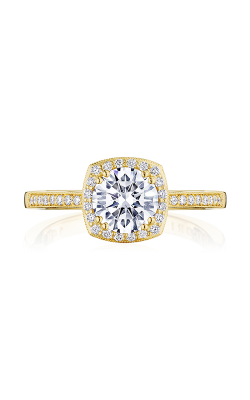 Tacori Coastal Crescent Engagement ring P103CU65FY product image