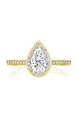 Tacori Coastal Crescent Engagement ring, P103PS85X55FY product image