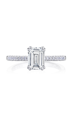 Tacori Coastal Crescent Engagement ring P104EC75X55FW product image