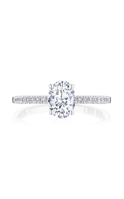 Tacori Coastal Crescent Engagement Ring P104OV75X55FW product image