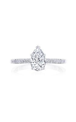 Tacori Coastal Crescent Engagement ring, P104PS85X55FW product image