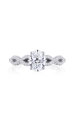 Tacori Coastal Crescent Engagement ring P105OV75X55FW product image