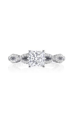 Tacori Coastal Crescent Engagement Ring P105PR55FW product image
