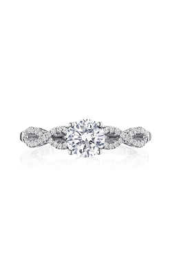 Tacori Coastal Crescent Engagement Ring P105RD6FW product image