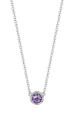 Tacori Crescent Crown Necklace SN23601 product image