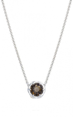 Tacori Crescent Crown Necklace SN20417 product image