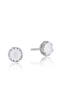 Tacori Crescent Crown Earrings SE24003 product image