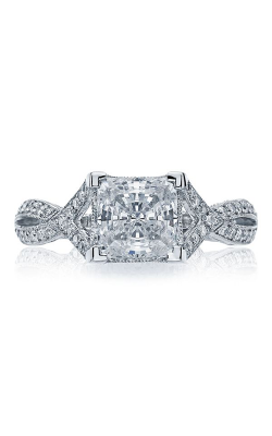 Tacori Ribbon Engagement ring 2565SMRD65W product image