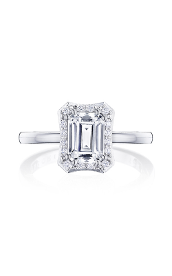 Tacori Coastal Crescent Engagement ring P101EC75X55FPK product image
