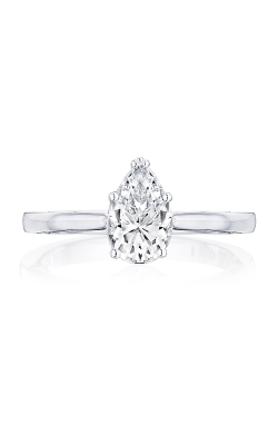 Tacori Coastal Crescent Engagement Ring P100PS85X55FY