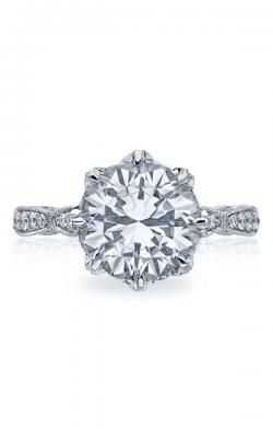Tacori Classic Crescent RoyalT Engagement Ring HT2604RD85Y