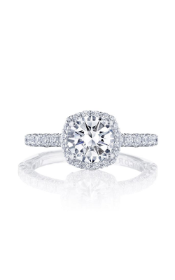 Tacori Petite Crescent Engagement ring HT2572CU65W product image
