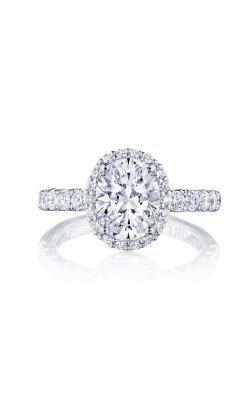 Tacori Petite Crescent Engagement ring HT257225OV9X7W product image