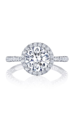 Tacori Petite Crescent Engagement Ring HT2571RD8W product image