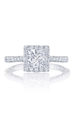 Tacori Petite Crescent engagement ring HT2571PR55W product image