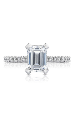 Tacori Petite Crescent Engagement ring HT2545EC75X55 product image