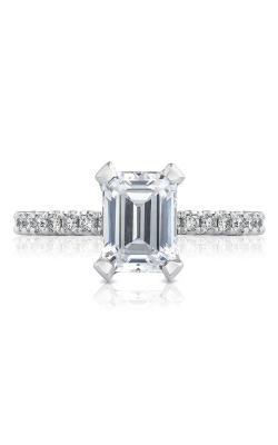 Tacori Petite Crescent Engagement ring HT2545EC75X55W product image