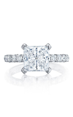 Tacori Petite Crescent Engagement ring HT254525PR75W product image