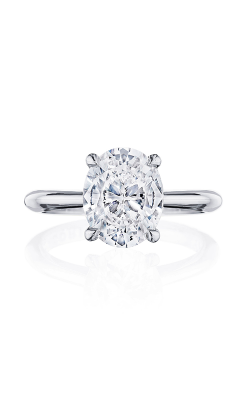Tacori Founder's Ring RoyalT Engagement Ring HT2671OV10X8