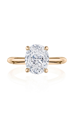 Tacori Founder's Ring RoyalT Engagement Ring HT2671OV10X8PK