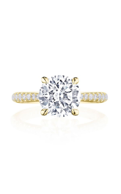 Tacori RoyalT Engagement ring HT2672RD85Y product image
