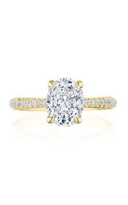 Tacori Founder's Ring RoyalT Engagement Ring HT2672OV9X7Y