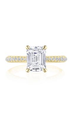 Tacori Founder's Ring RoyalT Engagement Ring HT2672EC85X65Y