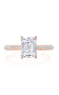 Tacori Founder's Ring RoyalT Engagement Ring HT2672EC85X65PK